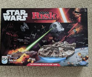 Star Wars Risk - Board Game for Sale in Falls Church, VA
