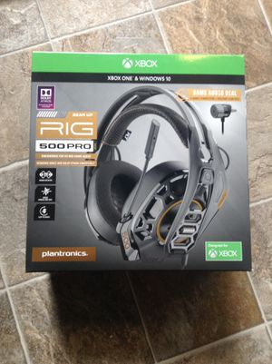 Xbox one pro gaming Headphones for Sale in Vancouver, WA