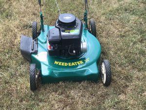 Weed eater push mower for Sale in Jonesboro, GA