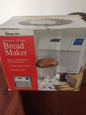Bread Maker 2 lb BRAND NEW!! for Sale in MENTOR ON THE, OH