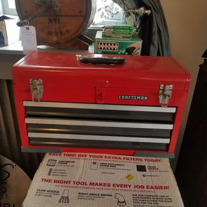 Craftsman tool box for Sale in Meyersdale, PA
