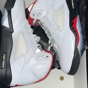 "Air Jordan 5 ""Fire Red"" sz 10.5 for Sale in Colma, CA"