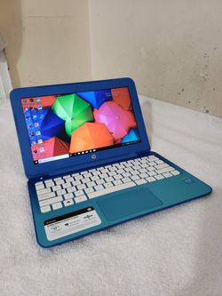 """11.6"""" Intel Celeron Laptop, 32GB eMMC, 2GB RAM, HDMI And a WebCam. It's Small, Simple And Lightweight And It's Easy To Carry. for Sale in Brooklyn, NY"""