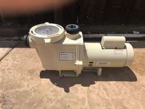 Pentair pool/ spa pump for Sale in Concord, CA
