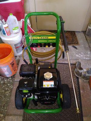 New condition 3000 psi john deer powered by 6.5 honda motor for Sale in PT CHARLOTTE, FL
