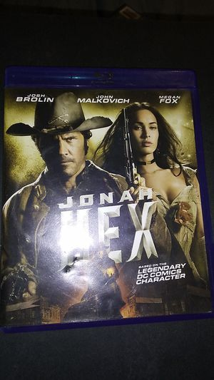 Jonah hex Blu-ray disc for Sale in Sprouses Corner, VA