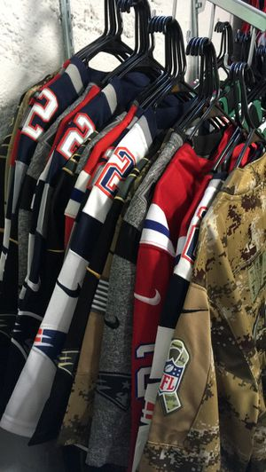 Patriots Brady Jersey Many Colors and Sizes for Sale in Framingham, MA