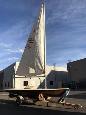 Laser sail boat for Sale in Tempe, AZ