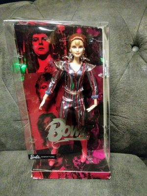 Collectable DAVID BOWIE BARBIE for Sale in Seattle, WA
