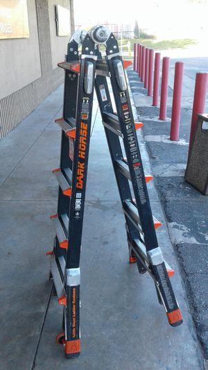 Little Giant Dark Horse 22ft Ladder for Sale in Austin, TX