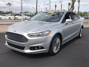 2016 Ford Fusion for Sale in Peoria, AZ