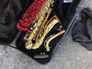 Alto saxophone 🎷 CONN Made in USA for Sale in Livermore, CA