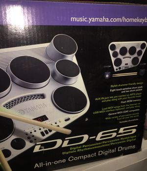 Yamaha electronic drum set (In original box) for Sale in Santa Monica, CA