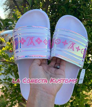 Brand new Custom sandals for Sale in Phoenix, AZ