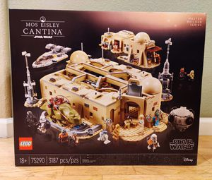 Lego Star Wars Mos Eisley Cantina 75290 for Sale in San Leandro, CA