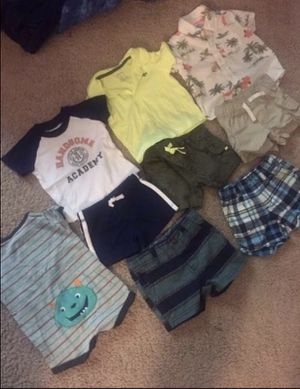 Carters baby boy clothes size 3 months for Sale in Alexandria, VA