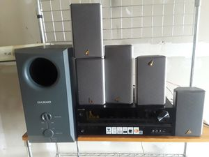 Onkyo surround system. Local pick up only for Sale in Durham, NC