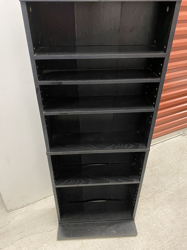 Thin video game 🎮/dvd/cd shelves / Trinket Shelves