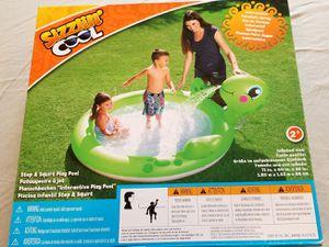 Kids/toddler swimming pool for Sale in Grand Ledge, MI