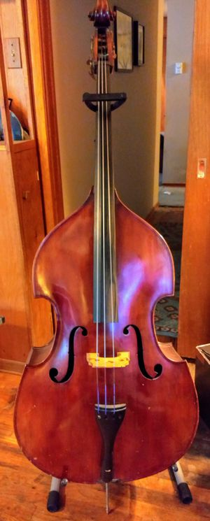 Vintage German 1/4 size Bass for Sale in Edgewood, WA