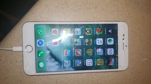 iPhone 5 plus. Is broken from the screen. for Sale in Elgin, IL