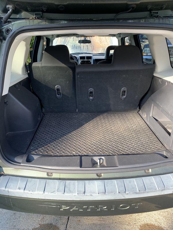 2008 Jeep Patriot 4D Sport Utility