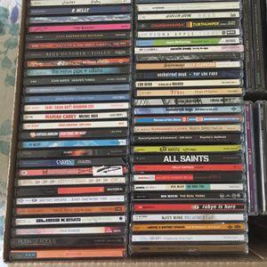 65's Pop And Rock CD's Of The 90's And 2000's for Sale in Show Low, AZ