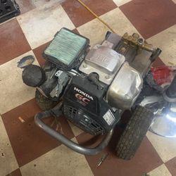 Honda Pressure Washer for Sale in Las Vegas,  NV