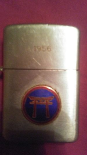 1956 military issue zippo for Sale in Millbrae, CA