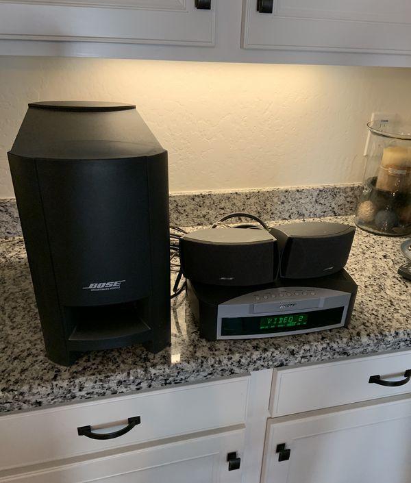 Bose AV3-2-1 Media system