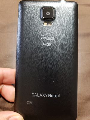 Galaxy Note 4 for Sale in Houston, TX