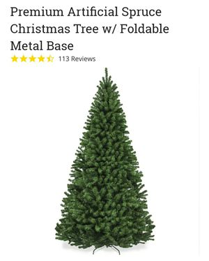 7.5 Foot Xmas Tree for Sale in Columbus, OH