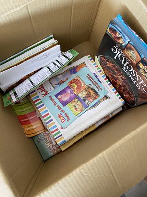 About 10 cookbooks for Sale in Manteca, CA