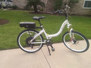 Electric Bicycle for Sale in Houston, TX