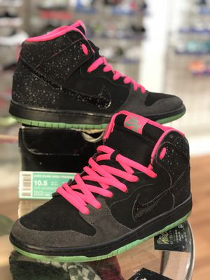 Northern light Sb dunk high size 10.5 for Sale in Silver Spring, MD