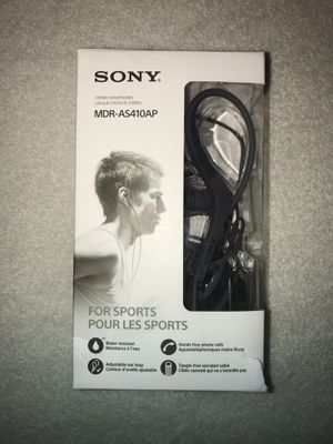 SONY MDR-AS410AP Stereo Headphones for Sale in Orlando, FL