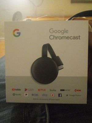 Chromecast for Sale in Covina, CA