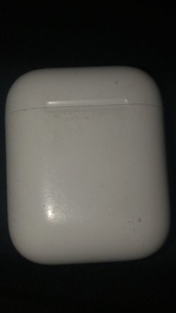 Left 1st Gen AirPod With Case for Sale in Denver,  CO