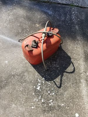 Boat Gas Tank for Sale in Tampa, FL