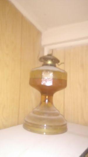 Antique oil lamp for Sale in Tucson, AZ
