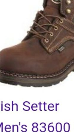 Irish Setter Mens Boots for Sale in East Windsor,  NJ