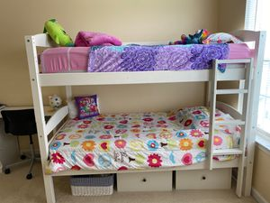 Bunk beds that can turn in to individual twin beds for Sale in Stone Ridge, VA