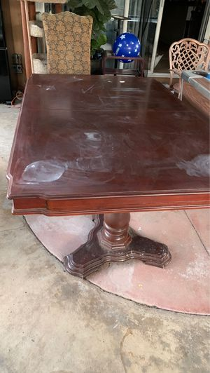 Dinning Table & 6 chairs for Sale in Yorba Linda, CA