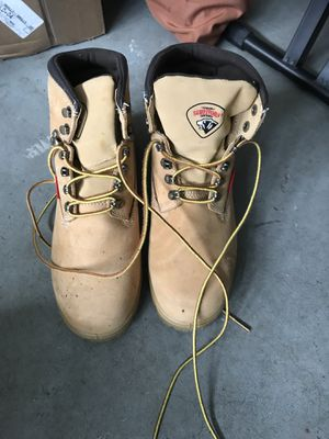 Work boots for Sale in Howell Township, NJ