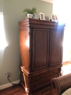 Armoire for sale for Sale in Rancho Cucamonga, CA