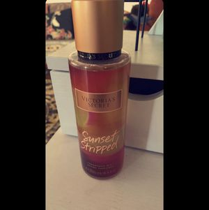 Victoria secret.!! Body spray.!! Sunset stripped.. $10 for Sale in South El Monte, CA