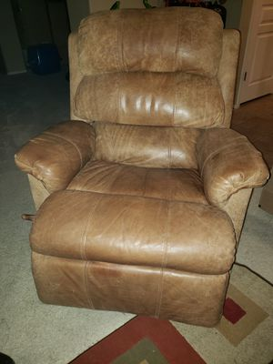 Two sets of rocking reclining comfortable chairs. for Sale in Phoenix, AZ