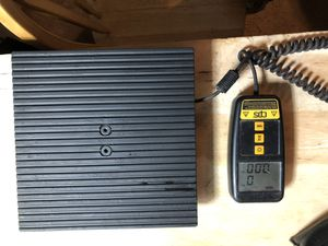 CPS CC220 compu-charge digital Freon charging scale for Sale in Homosassa Springs, FL