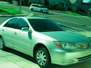 ✅I sell urgently 2OO3 Toyota Camry 3.5 XLE $6OO for Sale in Oakland, CA