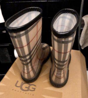 Burberry boot kids for Sale in Cincinnati, OH